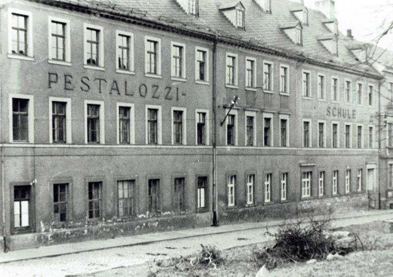 Pestalozzi Grundschule Mittweida
